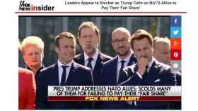 La imagen en Fox News.