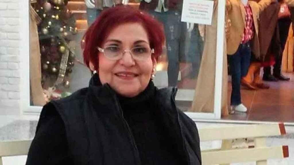 Miriam Rodríguez, en una imagen de archivo