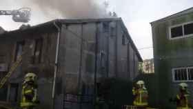 Cuatro muertos, entre ellos un bebé, en un incendio en un bloque de viviendas en Bilbao