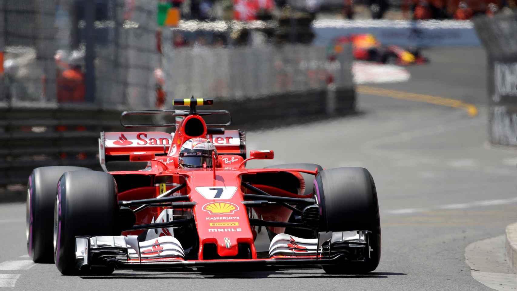 Siga en vivo el Gran Premio de Mónaco de Fórmula 1
