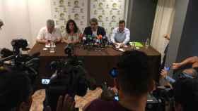 Nueva Canarias aprueba por unanimidad el acuerdo con el Gobierno para apoyar los Presupuestos