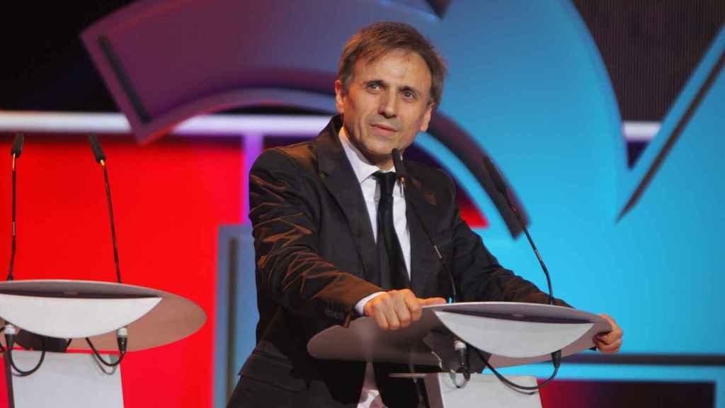 José Mota en la edición de los premios Ondas 2015.