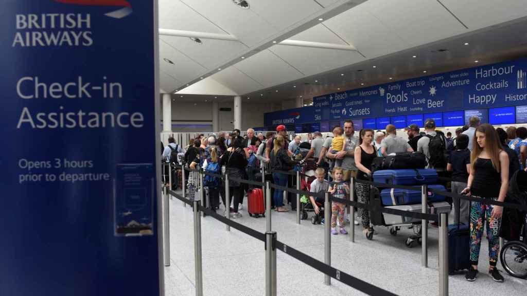 British Airways sigue cancelando vuelos, incluidos seis en España solo hoy