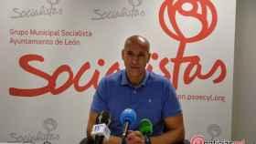 José Antonio Díez PSOE León
