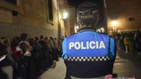 policia local salamanca