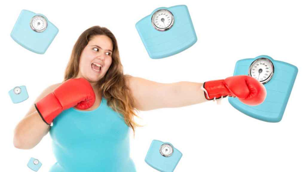 El control de la obesidad puede ser una auténtica pelea.