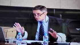 El fiscal del caso Palau.