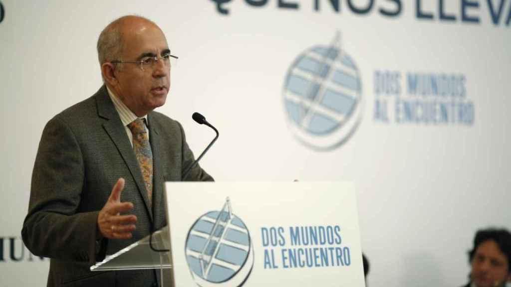 Francisco Rosell, director de 'El Mundo', en una imagen de archivo.