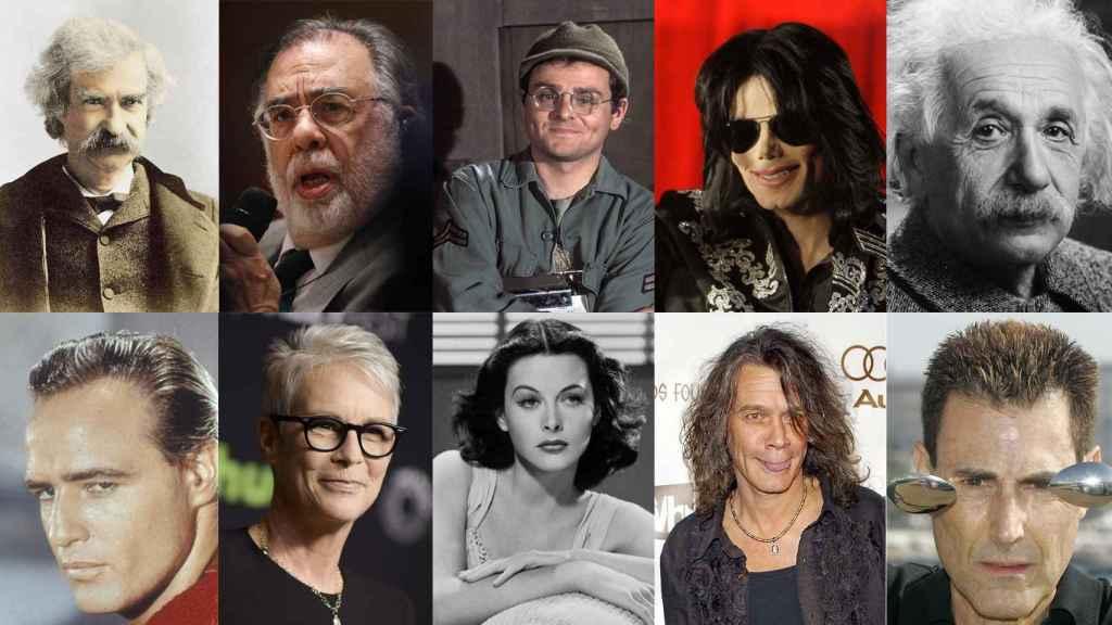 Estos famosos también se dedicaron a inventar
