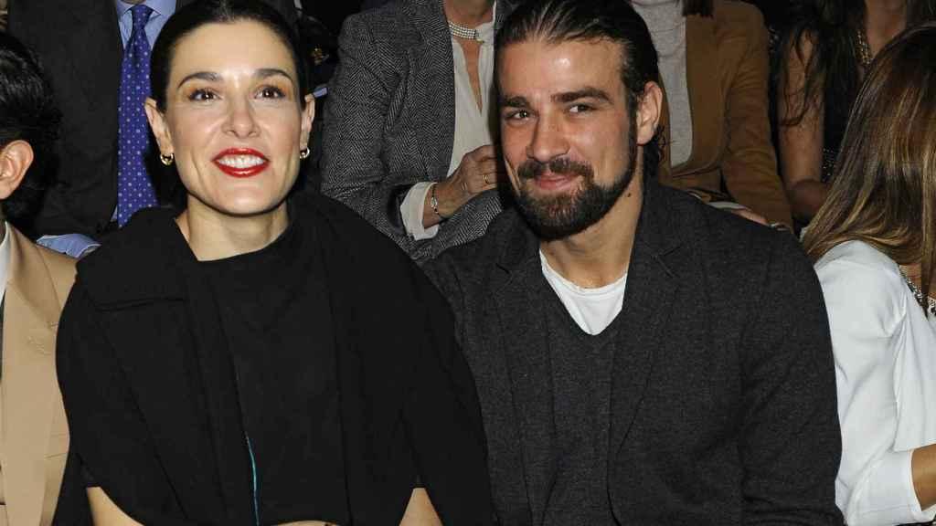 Raquel Sánchez Silva y Mario Biondo.