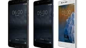Ya es oficial: los nuevos móviles Android de Nokia llegan en Junio