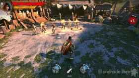 Un impactante juego de rol llega a Android: Iron Blade Medieval Legends