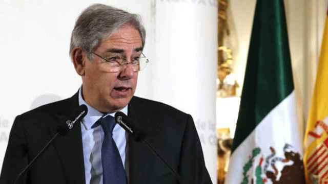 El presidente de Unidad Editorial, Antonio Fernández-Galiano, en una imagen de archivo.
