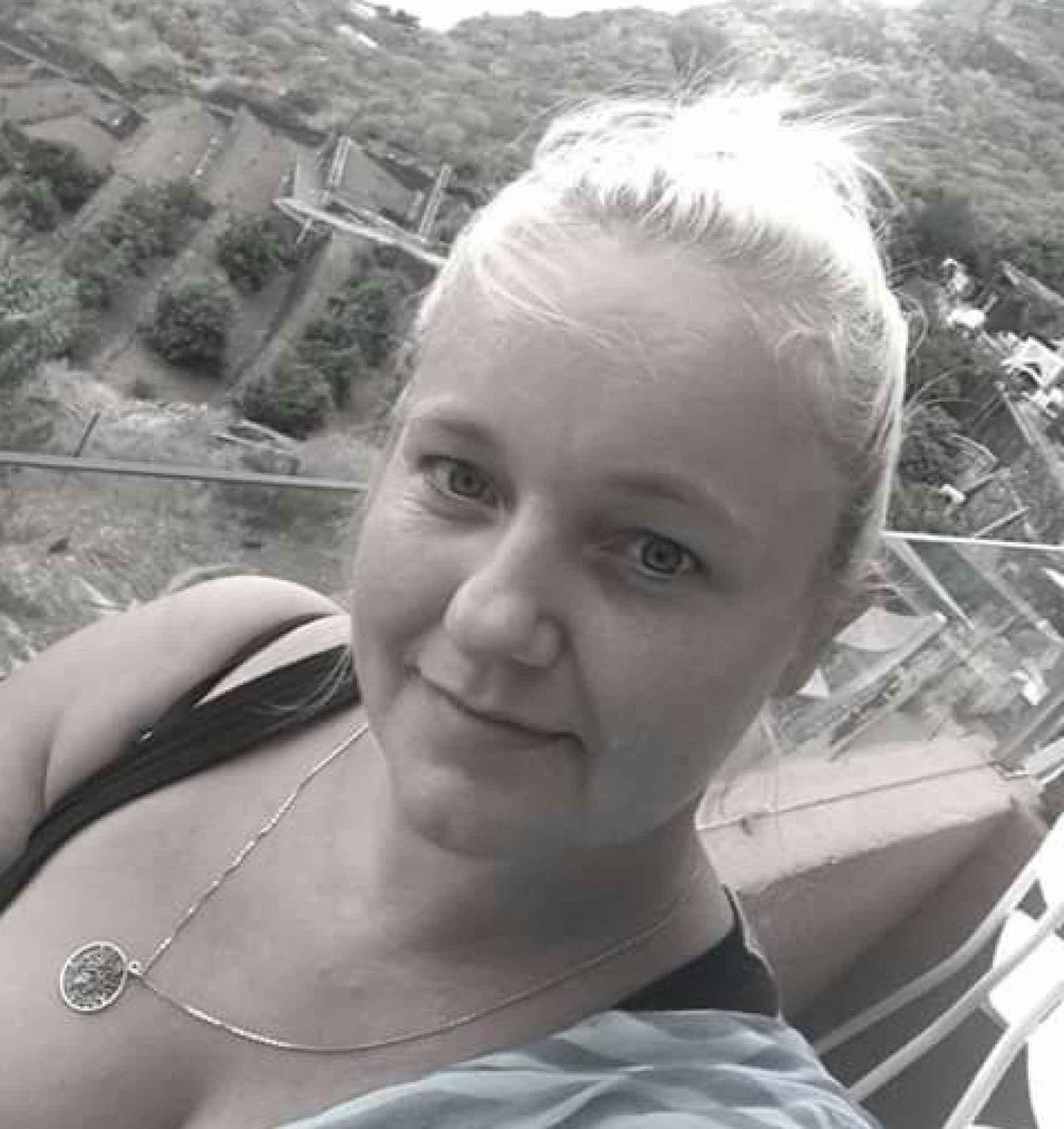 Valentina nació en la localidad de Galati, una ciudad situada al este de Rumanía.