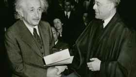 Un manuscrito de Einstein es el objeto más caro hasta la fecha.