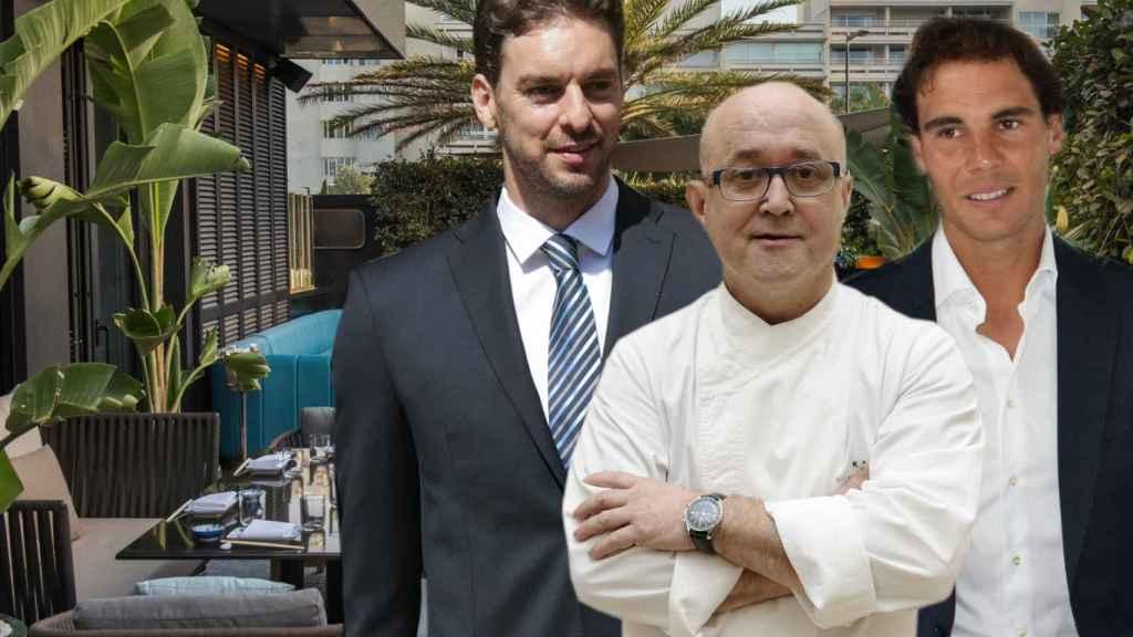 El chef Ricardo Sanz está al frente de los exclusivos restaurantes Kabuki.