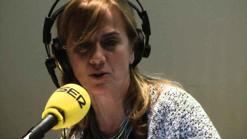 Gemma Nierga en una imagen de archivo.