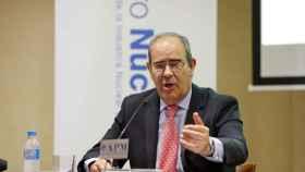 El presidente de Foro Nuclear, Ignacio Araluce.