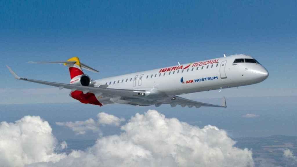 Air Nostrum pone a la venta vuelos peninsulares desde 29 euros para este verano