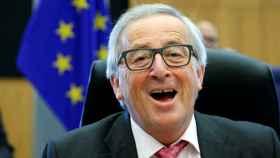 El presidente de la Comisión, Jean-Claude Juncker