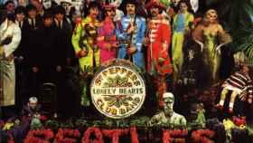 La mítica portada del disco original.