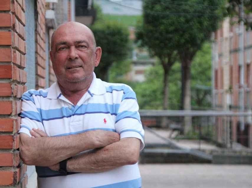 Belarmino García Noval fue diputado en Asturias a finales de los 80.