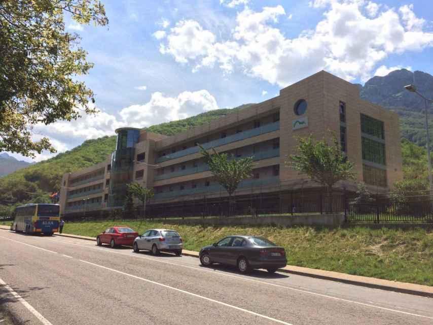 La residencia La Minería es el epicentro de la última operación policial contra Fernández Villa.