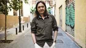 EL guionista, director, productor cinematográfico y escritor Santiago Lorenzo.