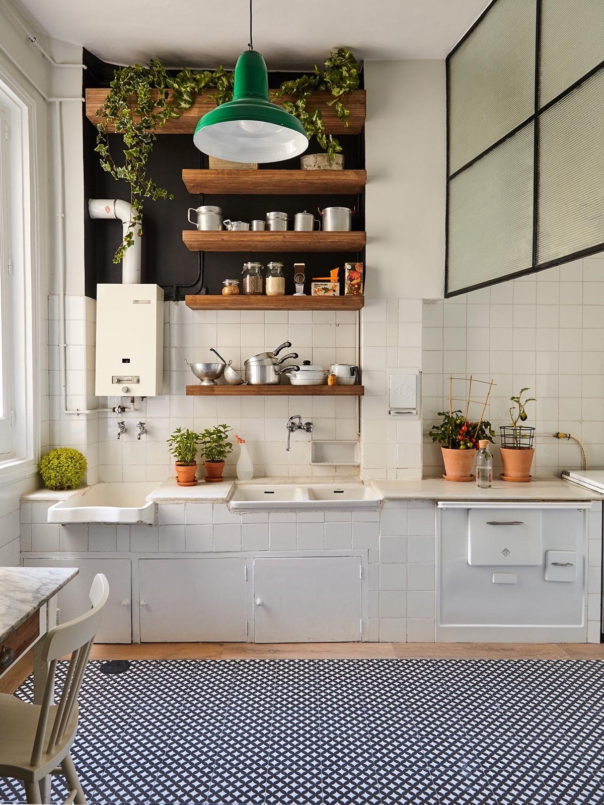 decorar-la-cocina-con-plantas-2