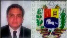 Nelson Moncada, el juez que fue asesinado a tiros en Caracas.