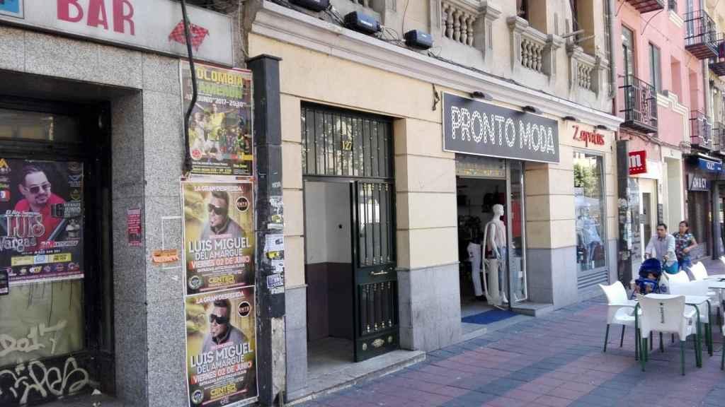 El 127 de Delicias, entre un bar y un bazar, abre las puertas de 9 de la mañana a 10 de la noche