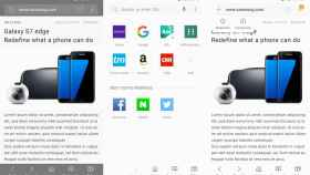 El navegador web de Samsung ya se puede descargar en los Nexus