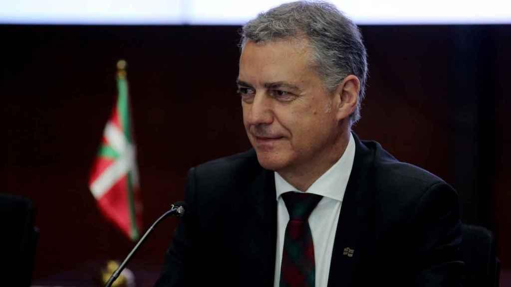 Urkullu se desligó del caso de Miguel asegurando que en el País Vasco no hay corrupción.