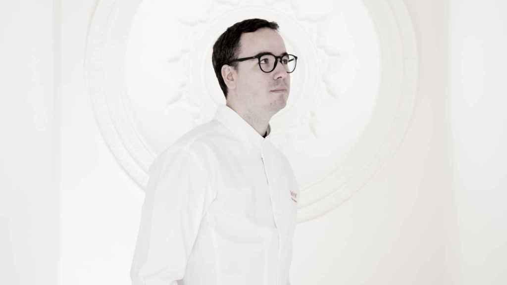 Paco Morales, el chef del año según Tapas.   Foto: Paco Morales.