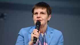 Elke König, presidenta de la Junta Única de Resolución (JUR).