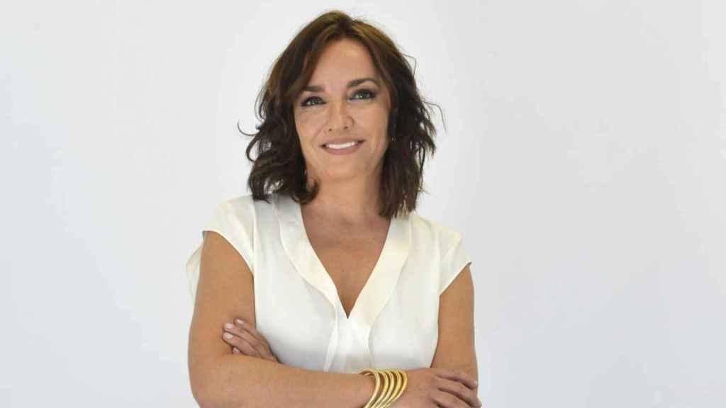 Pepa Bueno, presentadora del primer tramo de 'Hoy por Hoy' en la Ser
