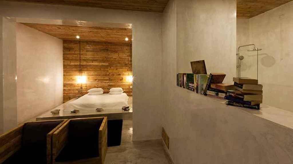 En el Hotel The Literary Man, cada habitación está dedicada a un autor y pueden encontrarse sus obras.