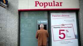 La salida de depósitos del Banco Popular resultó imparable entre abril y mayo.