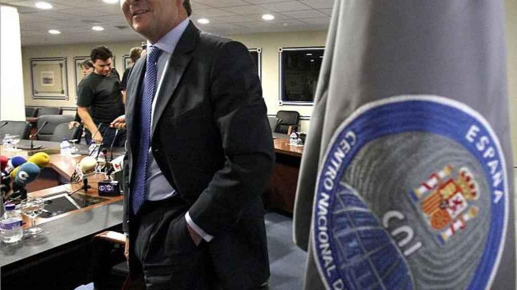 Alberto Saiz llegó al CNI en 2004 de la mano de José Bono y abandonó la agencia en 2009.
