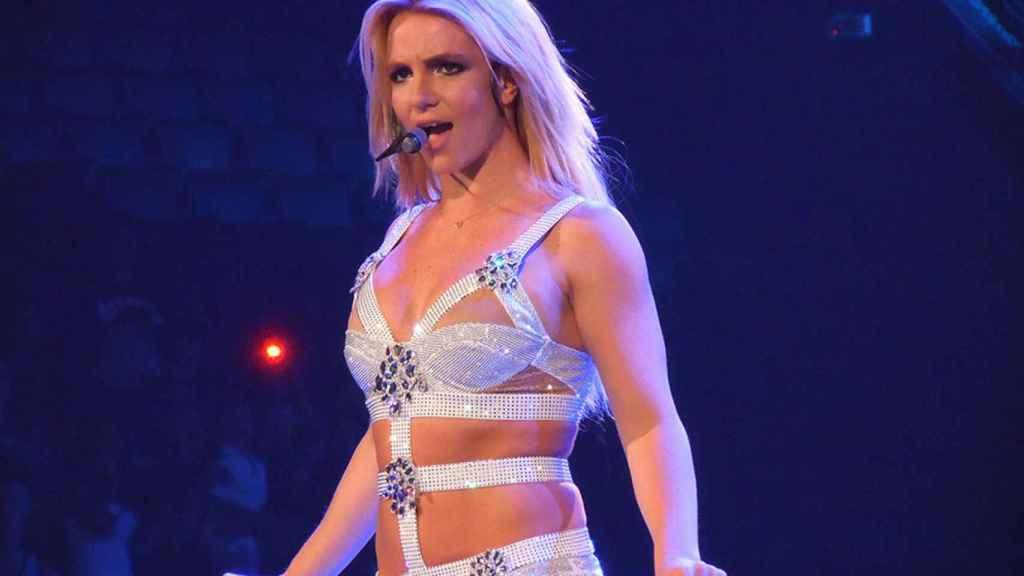 Singer Britney Spears.