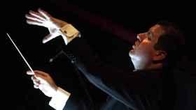 Ivor Bolton, director musical del Teatro Real, durante un ensayo.