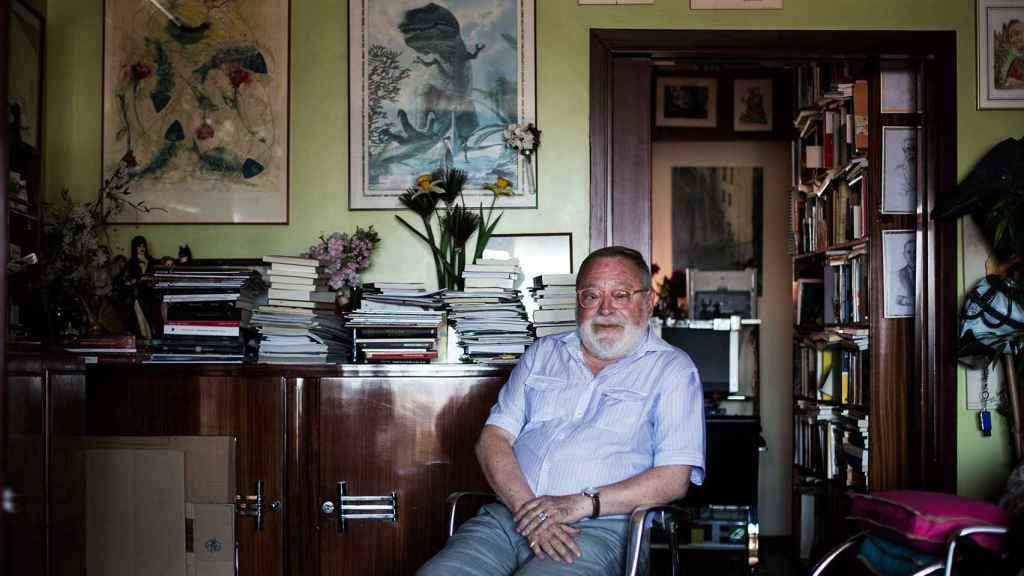 El filósofo Fernando Savater.