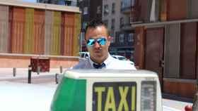 Apatrullando la ciudad en el taxi del Peseto loco: No soy un nazi