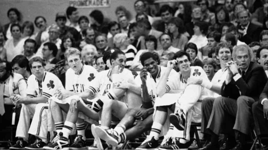 Los Boston Celtics de 1986.