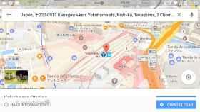 Google Maps ya muestra algunas estaciones subterráneas de metro