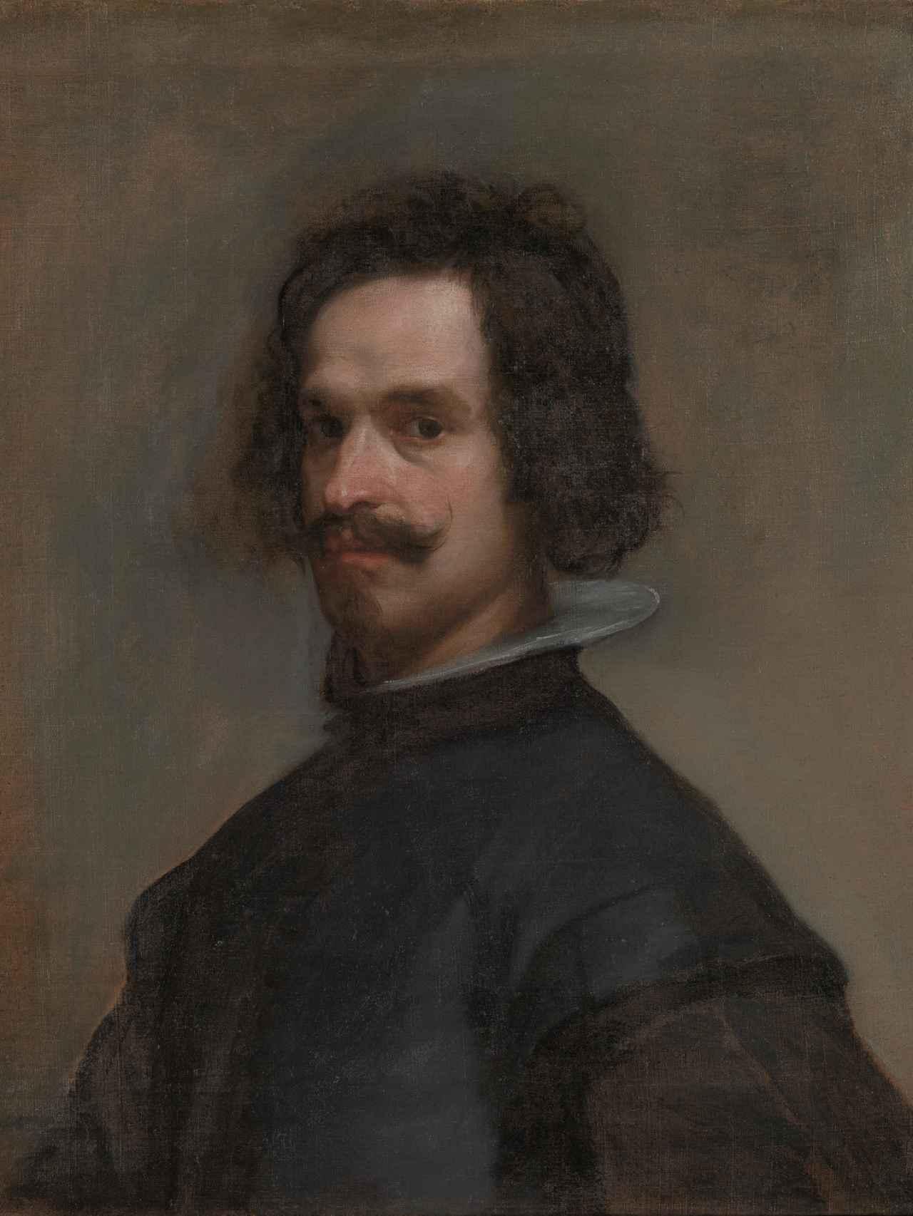 Retrato de un caballero, de Velázquez, en el Metropolitan de Nueva York.