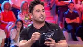 """Bustamante deja planchado a Risto: """"No estaría en TV si no es por mis méritos"""