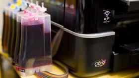 impresora epson con sistema de tinta, sinonimo de ahorro y coste por página económico