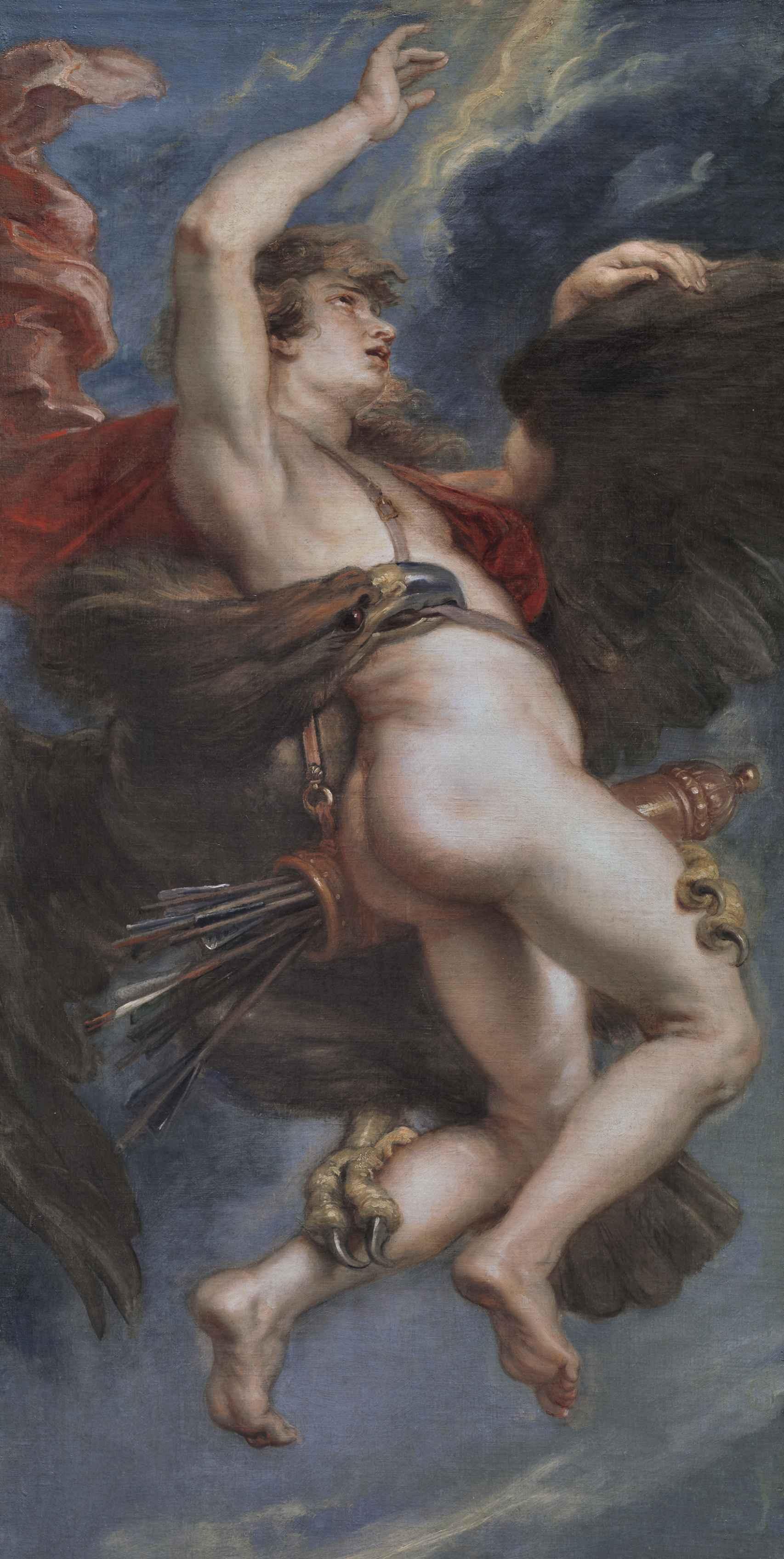 Maddalena Ventura, de José de Ribera. En depósito en el Museo del Prado.