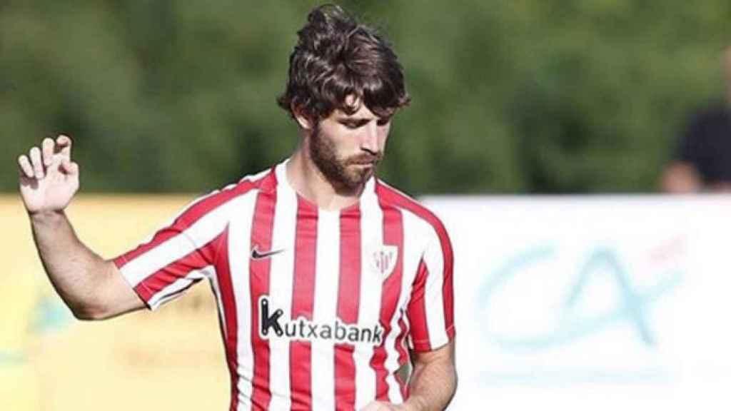 El jugador del Athletic de Bilbao y la selección española Yeray Álvarez